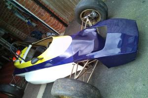 Formula Junior, FJ1600 ,Single seater, Race car, Hillclimb, sprint
