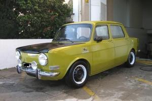 SUPERB SIMCA RALLYE 2 (1975), not Renault, Alfa, Fiat or Ford