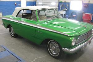 1962 Rambler American 400 Convertibile