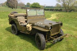 willis jeep 1943 ww2 mod army