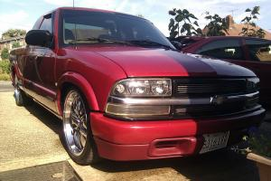 Chevrolet S10 Pickup