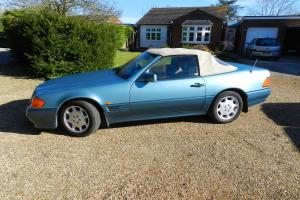 MERCEDES SL320 £5750 Photo