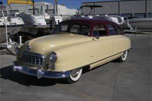 1949 Nash Super 600 Photo