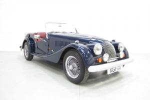 A Treasured Morgan 4/4 with Only 34,985 Miles and Morgan Dealer History Photo