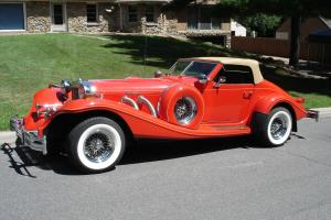 1983 excalibur roadster