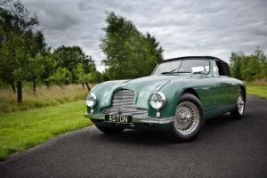 Aston Martin DB2 Vantage DHC - 1953