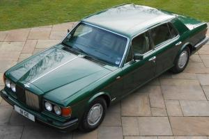 1990 BENTLEY TURBO R Mk II (Active Ride) low mileage