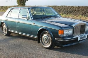 1987 Rolls Royce Silver Spirit Excellent Example Classic Rolls Royce