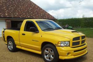 DODGE RAM RUMBLEBEE Photo