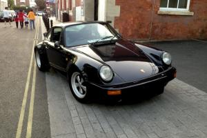 1985 Porsche 911 Turbo 930 turbo RSR look - low miles - a lot done - low reserve