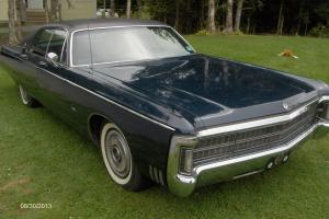 Chrysler : Imperial LeBaron