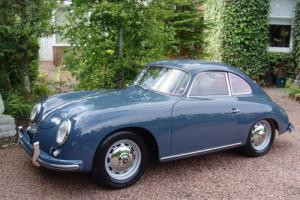 Porsche 1959 356A RHD Coupe,5 owners from new