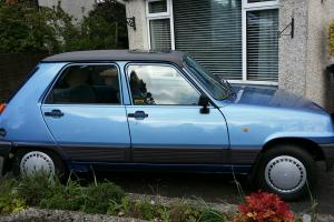 Renault 5 Mk1 Low Miles 13k miles !!!!! With Service History, I am 2nd owner