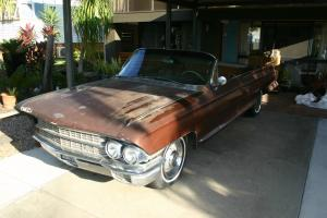 Cadillac 1962 Series 62 Convertible
