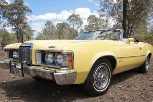 Mercury Cougar XR7 Convertible 1973 in Bundaberg, QLD Photo