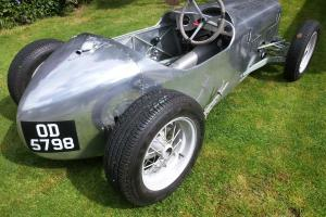 austin seven 7 road registered race car alloy body