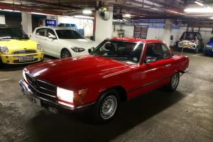 Mercedes 280sl convertible For Sale (1984)