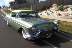 Cadillac 1957 Eldorado Seville