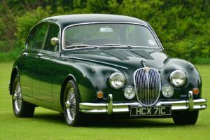 1965 Jaguar Mark II 3.8 / 4.5 Litre conversion.
