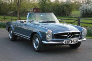 Mercedes-Benz 230 SL W113 Pagoda Fully Restored