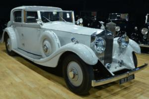 1934 Rolls-Royce Phantom II Freestone & Webb Sedanca