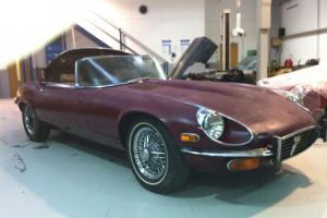 jaguar e type roadster v12 series 3