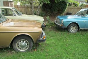 RELISTED164 Volvo TE Sedans 1968 OR Later 2 Manuals 1 Auto Require Restoration in Lithgow, NSW Photo