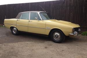 rover p6 3500 v8 / automatic/1976 /classic rover /low miles/taxed/mot/
