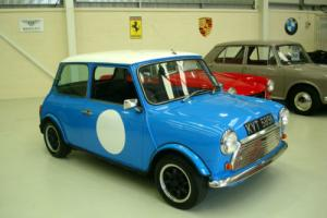 Austin Mini 1275. James Hunt Rush Movie Lookalike