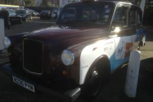 LTI CARBODIES TAXI FAIRWAY BLACK CAB LONDON TAXI FOR SALE AND WANTED