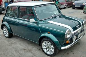 EXPORT 1994M LHD MINI COOPER 1.3 INJECTION SPORTPACK-LEATHER-SHIPPING
