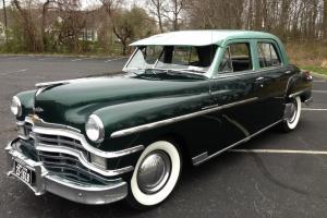 1949 Chrysler Windsor Series Base 4.1L