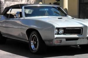 1969 GTO CONVERTIBLE!!
