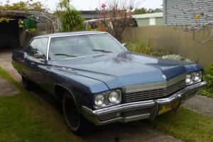 1972 Buick Electra Limited 7 5L V8 455 Cubic Inch RHD BIG Block