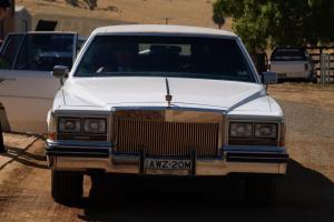1984 Cadillac DE Ville Fleetwood in Wagga Wagga, NSW