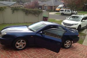 Honda Prelude VTI R 1997 2D Coupe 4 SP Automatic 2 2L Multi Point F INJ in Cranbourne, VIC for Sale