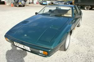 1986 Lotus Eclat Excel SE British Racing Green Only 44,500 miles from new LOOK