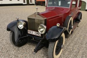 1927 Rolls Royce Phantom 1 Saloon by Gustaf Nordberg