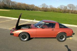 1979 MAZDA RX7 WITH BMW V8 CONVERSION