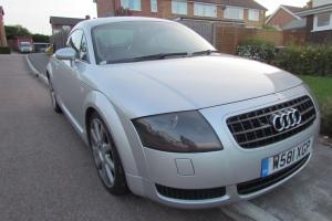 225bhp Audi TT in excellent condition 4wd 6 speed full stamped history