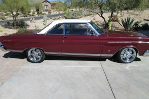 1965 Mercury Comet Caliente 66k miles, recently restored, rust free, 289 engine