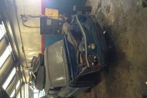 Renault 8 Gordini rare classic Photo