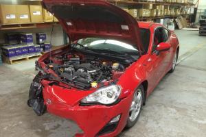 Scion : FR-S Base Coupe 2-Door