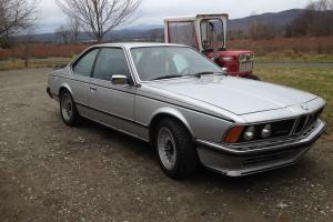 BMW : 6-Series 2 dr coupe