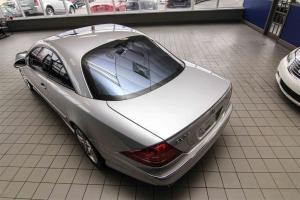 Mercedes-Benz : CL-Class CL55 AMG