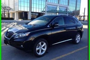 Lexus : RX SUV AWD with WARRANTY