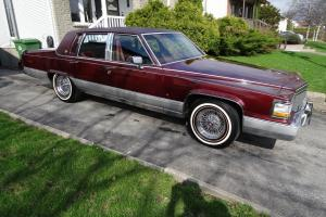 Cadillac : Other Brougham d'Elegance