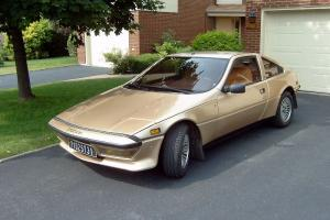 TALBOT MATRA MURENA 1981 VOITURE single nord america.