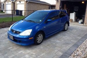 Honda : Civic SIR