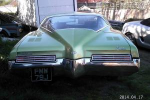 1971BUICK RIVIERA ONE OWNER CAR